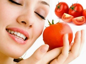 Khasiat Tomat dalam Membasmi Jerawat Membandel